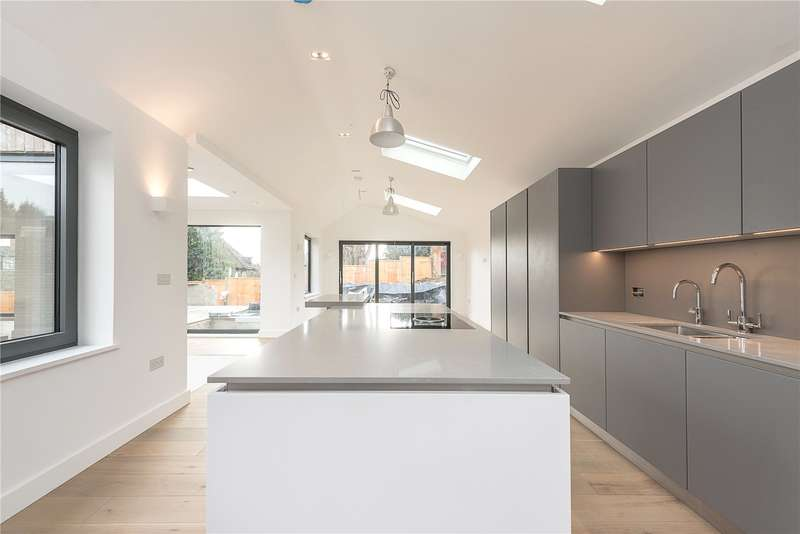 4 Bedrooms Detached House for sale in St. James's Lane, London, N10