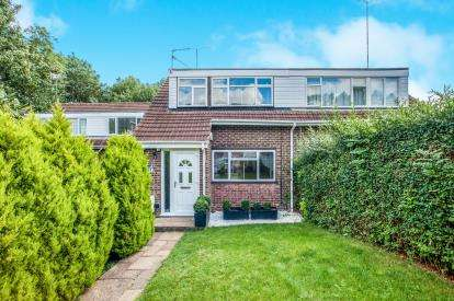 3 Bedrooms Terraced House for sale in Tattershall Drive, Hemel Hempstead, Hertfordshire, .