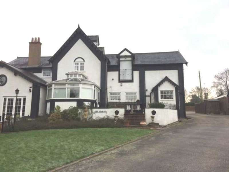 6 Bedrooms Semi Detached House for sale in The Stables, Brook Park Farm, Chester Road, Northop Hall, Flintshire. CH7 6HJ