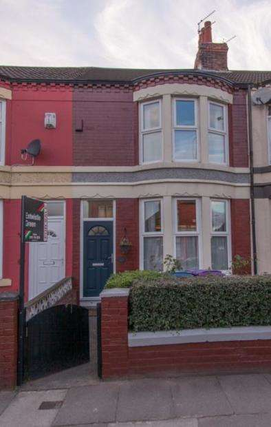 3 Bedrooms Terraced House for sale in Rathbone Road, Wavertree, Liverpool, Merseyside, L15
