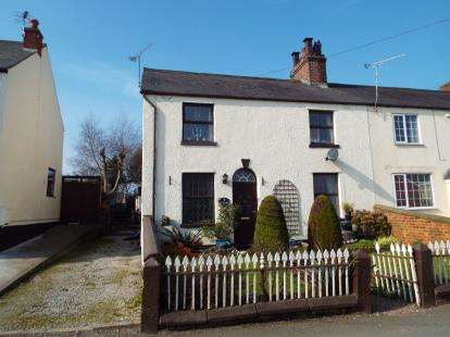 4 Bedrooms Semi Detached House for sale in Oak Villas, Leeswood, Mold, Flintshire, CH7