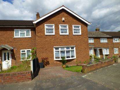 3 Bedrooms Terraced House for sale in Brindley Road, West Bromwich, West Midlands