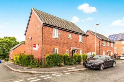 4 Bedrooms Detached House for sale in Cherry Avenue, Openshaw, Greater Manchester, Manchester