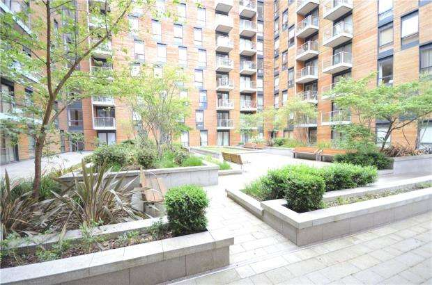 1 Bedroom Apartment Flat for sale in Halcyon, Chatham Place, Reading