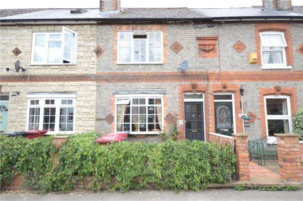 3 Bedrooms Terraced House for sale in Elgar Road, Reading, Berkshire