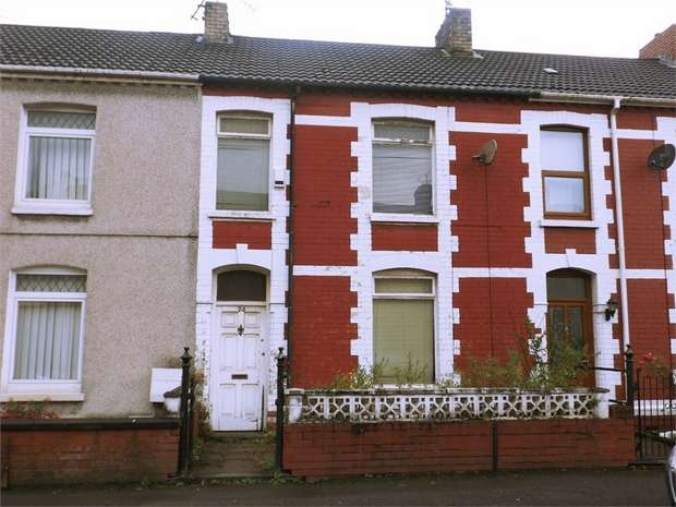4 Bedrooms Terraced House for sale in Tydraw Street, Port Talbot, West Glamorgan