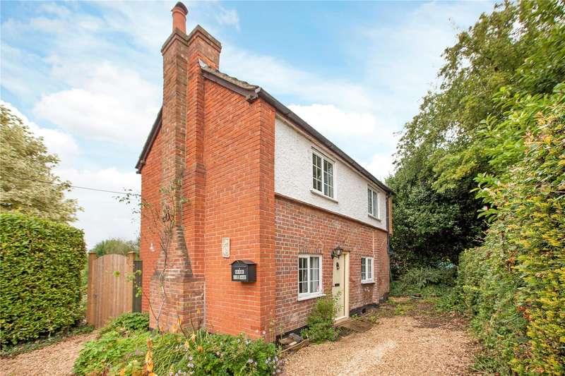 2 Bedrooms Detached House for sale in Spring Lane, Cold Ash, Thatcham, Berkshire, RG18