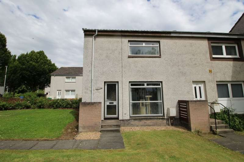 2 Bedrooms Property for sale in Altyre Court, Glenrothes, KY7