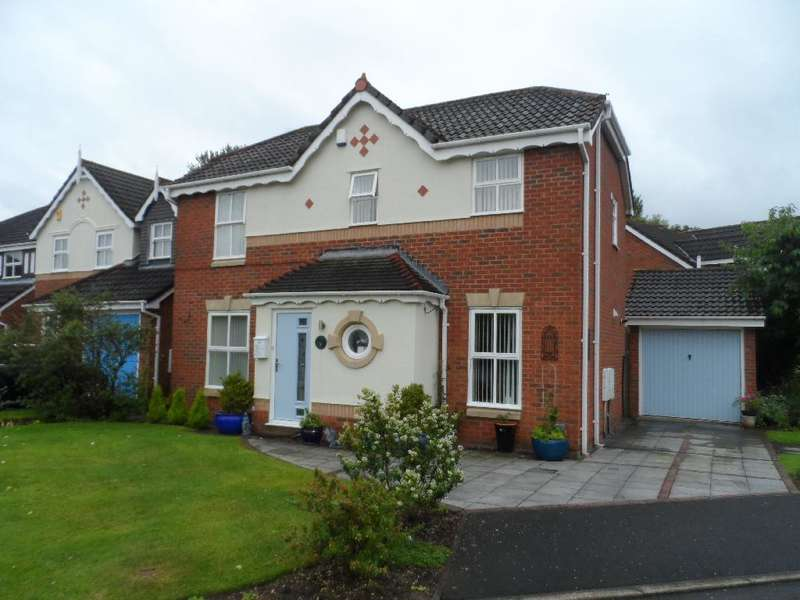 3 Bedrooms Detached House for sale in Roehampton Close, THORNTON CLEVELEYS, FY5 2WA