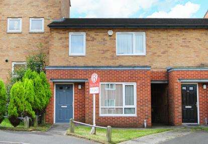3 Bedrooms Town House for sale in Park Grange Mount, Sheffield, South Yorkshire