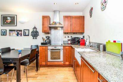 2 Bedrooms Flat for sale in 1 Isaac Way, Manchester, Greater Manchester, Ancoats / New Islingto