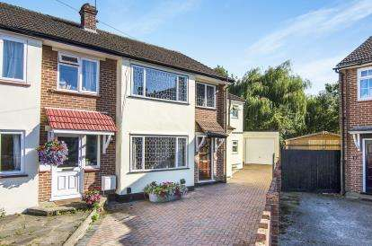 5 Bedrooms End Of Terrace House for sale in North Weald, Epping, Essex
