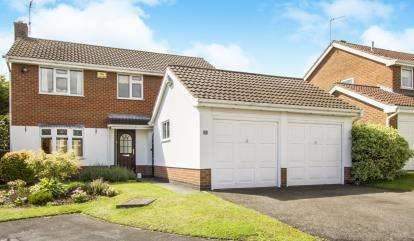 4 Bedrooms Detached House for sale in Sutherington Way, Anstey, Leicester, Leicestershire