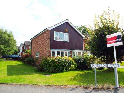 3 Bedrooms Detached House for sale in Maidstone Drive, Nottingham, Nottinghamshire