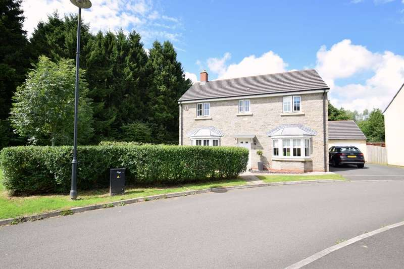 4 Bedrooms Detached House for sale in 16 Maes Yr Eithin, Coity, Bridgend, Bridgend County Borough, CF35 6BJ.