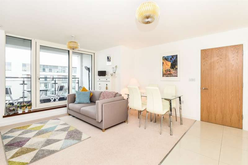 2 Bedrooms Flat for sale in Ferry Court, Cardiff