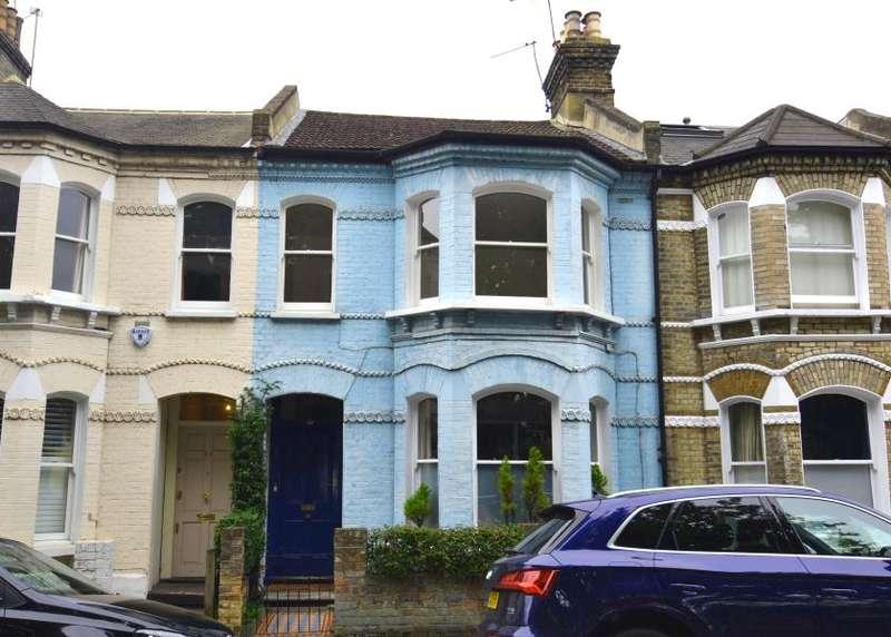 2 Bedrooms Flat for sale in Cabul Road, Battersea, SW11