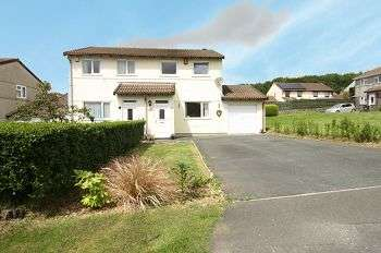 3 Bedrooms House for sale in Blackthorn Close, Woolwell, Plymouth, PL6