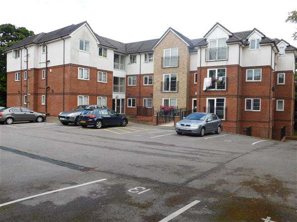 2 Bedrooms Apartment Flat for sale in Hollyhedge Road,, Manchester