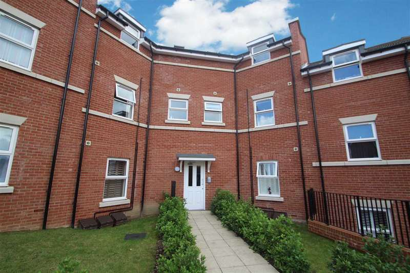 2 Bedrooms Apartment Flat for sale in Meridian Rise, Ipswich