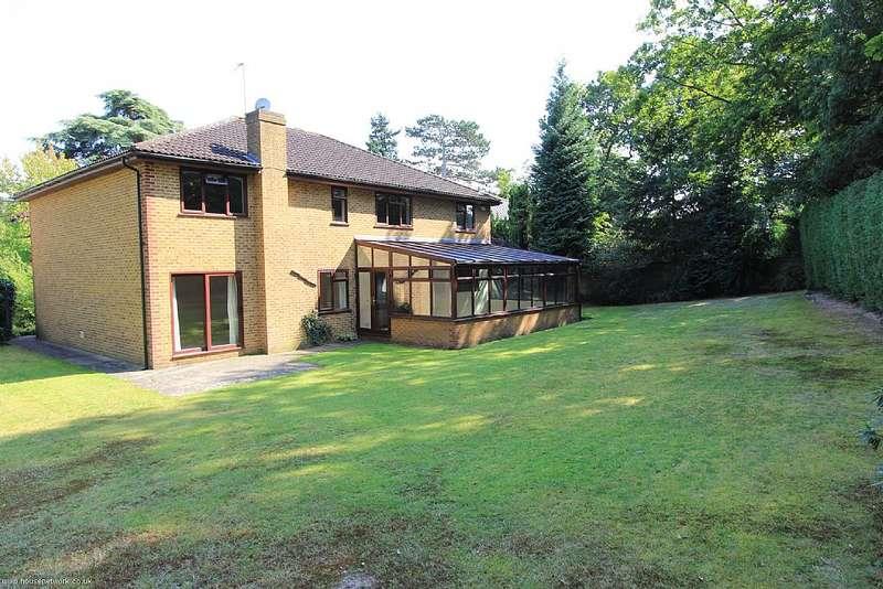 5 Bedrooms Detached House for sale in Milner Drive, Cobham, Surrey, KT11 2EZ