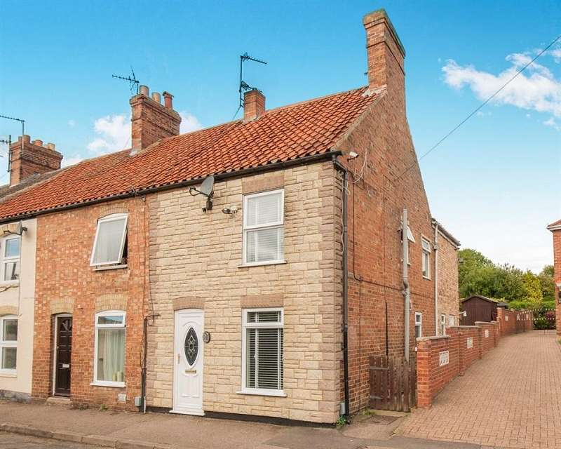 3 Bedrooms End Of Terrace House for sale in Middletons Road, Yaxley, Peterborough, Cambridgeshire. PE7 3LR