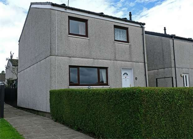 4 Bedrooms Link Detached House for sale in The Glebe, Dunoon, Argyll and Bute