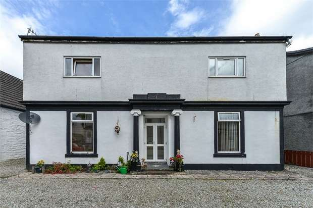 3 Bedrooms Semi Detached House for sale in Auchamore Road, Dunoon, Argyll and Bute