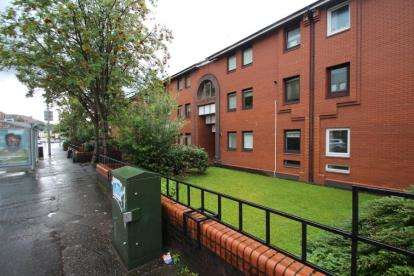 1 Bedroom Flat for sale in 1037 Maryhill Road, Maryhill, Glasgow