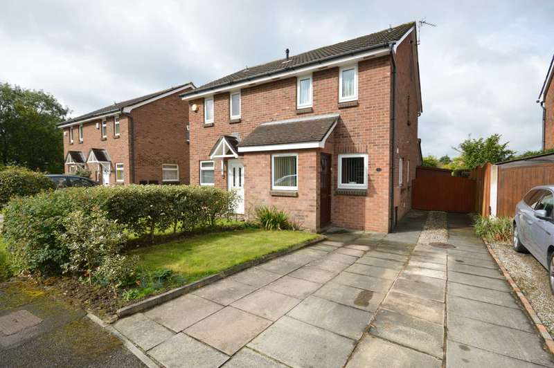 2 Bedrooms Semi Detached House for sale in BRENT MOOR ROAD, Bramhall