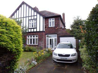 3 Bedrooms Semi Detached House for sale in Church Road, Hale Village, Liverpool, L24