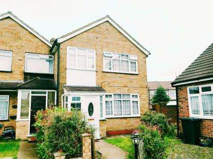 3 Bedrooms End Of Terrace House for sale in South Hornchurch, Essex