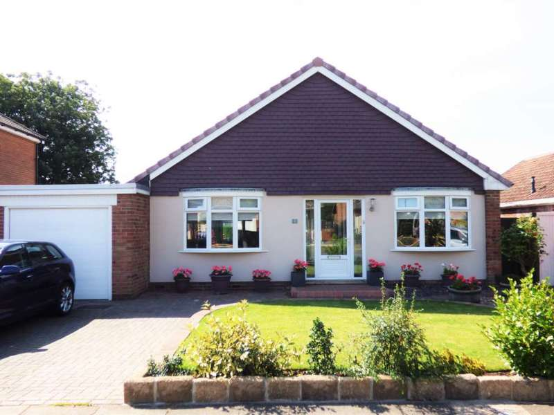 3 Bedrooms Detached Bungalow for sale in Wheatlands Park, Redcar