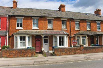 2 Bedrooms Terraced House for sale in Oxford Road, Cowley, Oxford, Oxfordshire