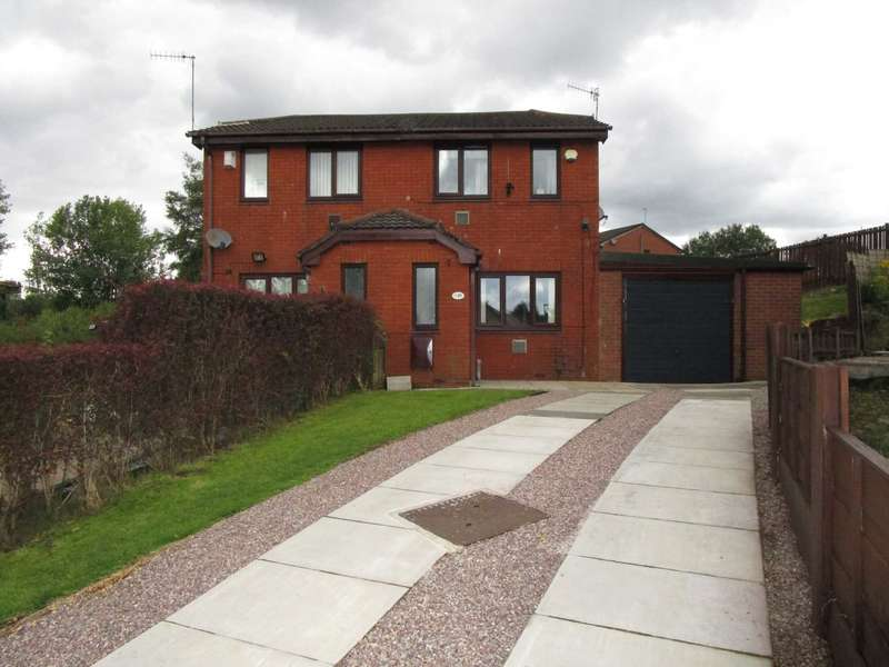 2 Bedrooms Semi Detached House for sale in Bottomfield Close, Derker
