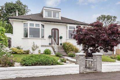 4 Bedrooms Bungalow for sale in Southwood Drive, Glasgow