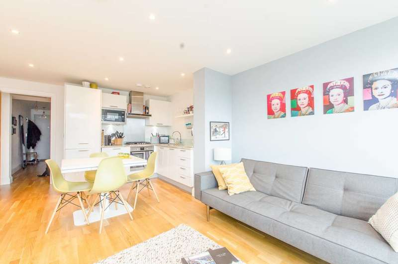 1 Bedroom Flat for sale in Wilds Rents, London Bridge, SE1