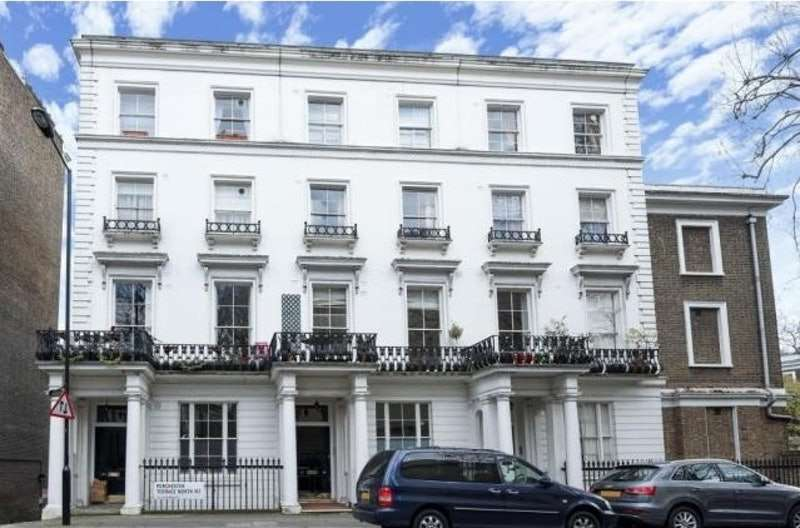 1 Bedroom Flat for sale in Porchester Terrace North, Bayswater, London, W2