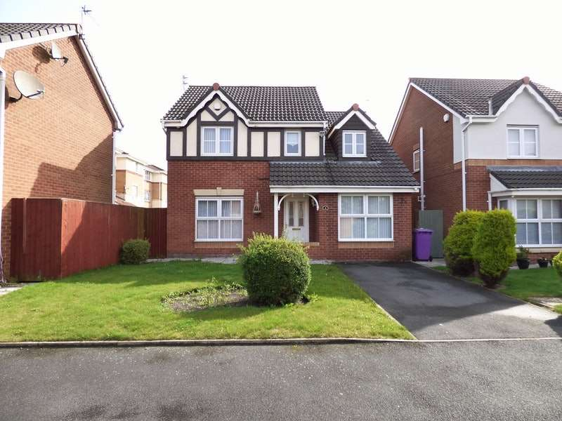 4 Bedrooms Detached House for sale in Dinglebrook road, Liverpool, Merseyside, L9