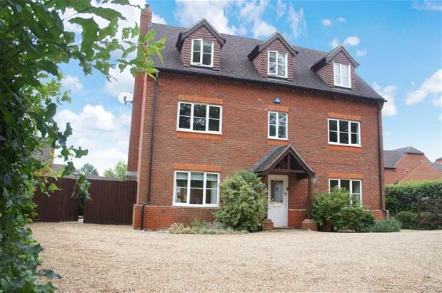 5 Bedrooms Detached House for sale in Red Cedar Road, Bromham