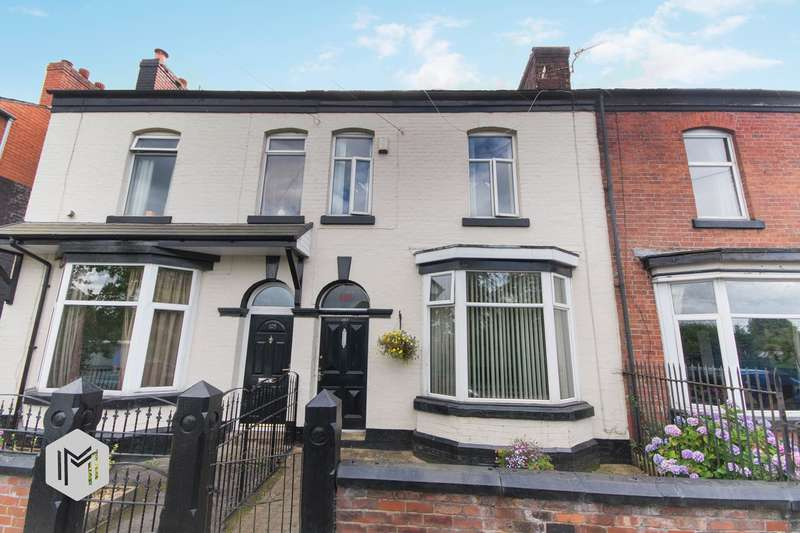 3 Bedrooms Terraced House for sale in Bridge Street, Farnworth, Bolton, BL4