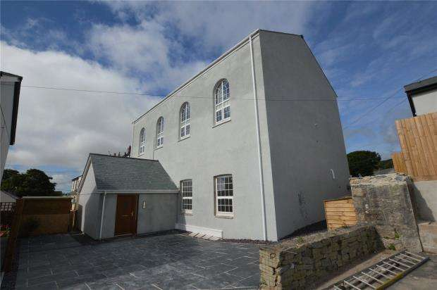 1 Bedroom Flat for sale in Old Chapel, Lee Moor, Devon