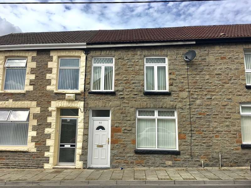 4 Bedrooms Terraced House for sale in Cardiff Road, Abercynon, Mountain Ash