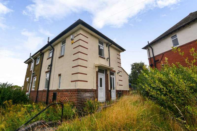 2 Bedrooms Semi Detached House for sale in Lindsay Avenue, Sheffield