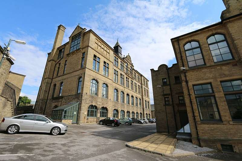 3 Bedrooms Apartment Flat for sale in Byron Halls, Byron Street, Bradford, West Yorkshire, BD3 0AR
