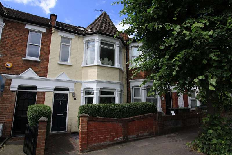3 Bedrooms Terraced House for sale in Dunbar Road, London, London, N22