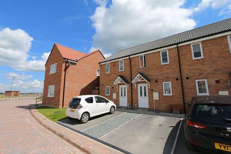 2 Bedrooms Mews House for sale in Grosvenor Road, Kingswood, Hull, East Yorkshire, HU7