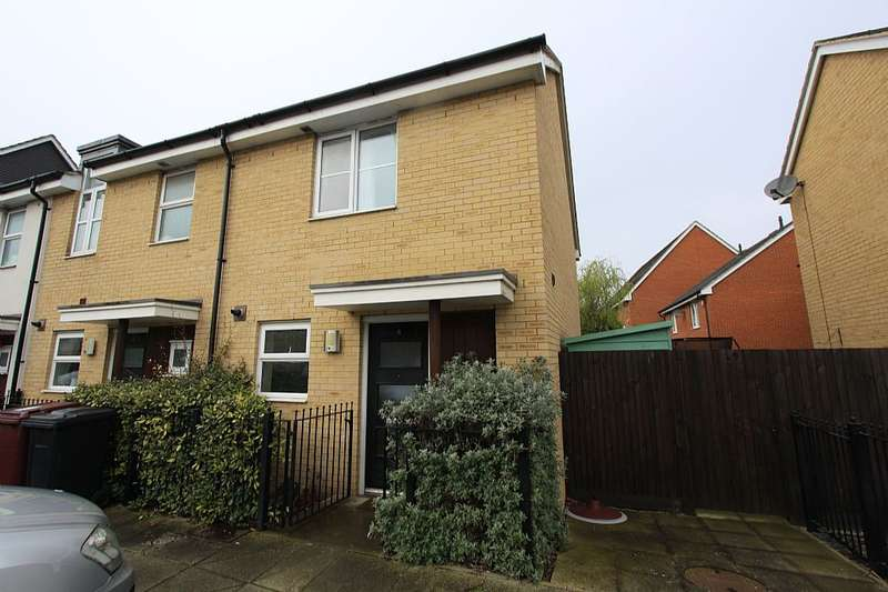 2 Bedrooms End Of Terrace House for sale in Havergate Way, Reading, Berkshire, RG2 0GW