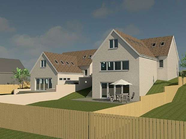 4 Bedrooms Land Commercial for sale in Hillside Road, Peterculter, Aberdeenshire, AB14 0TX