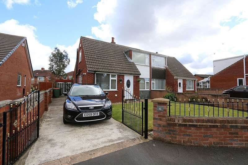 4 Bedrooms Semi Detached House for sale in 16, Lime Grove, Ashton-on-Ribble, Preston, Lancashire, PR2 1SZ